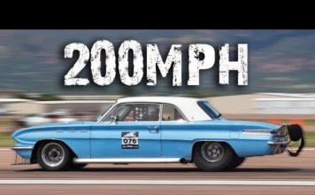 1961 Buick Skylark 200mph half-mile